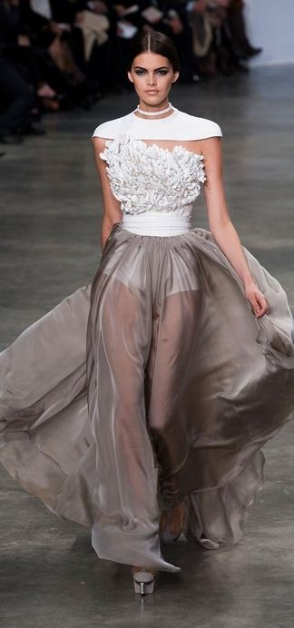 Stephane Rolland - Haute Couture Spring 2013