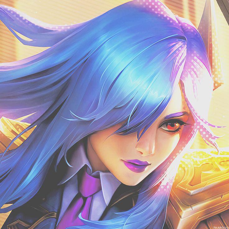 Leona Battle Academia in 2021 | Lol league of legends
