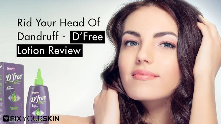 D Free Lotion is a permanent dandruff solution that can help you get rid of unsightly flakes for good. These D Free Lotion Reviews will help you decide if this product is right for you. Are you concerned about the fact that ordinary shampoos cannot combat recurring dandruff? #DFree #Lotion #HairCare #Dandruff #Moisturizers #Skincare #Beauty #Cosmetics #FixYourSkin