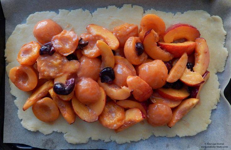 Placinta cu fructe