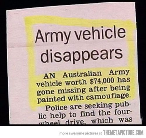 Google Image Result for http://static.themetapicture.com/media/funny-Australian-army-vehicle-camouflage.jpg