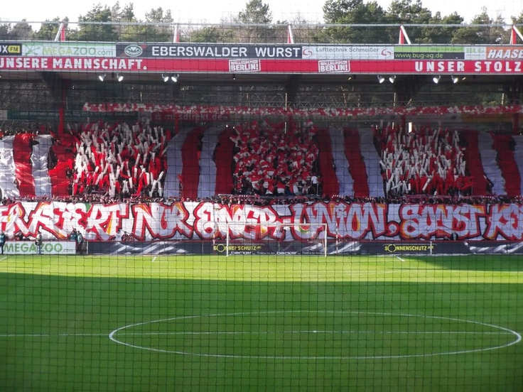 R.U.M @ Union Berlin-Dynamo Dresden