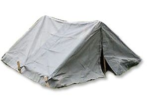 British army 2 man canvas tent