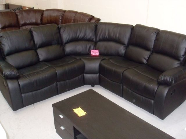 Brand New Nordic Recliner Corner Sofa Can Deliver 3 Years Warranty Available On Gumtree