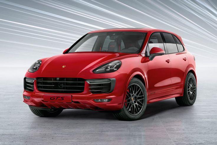 2015 Porsche Cayenne GTS | Acquire