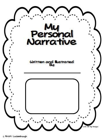 Personal Narrative Freebie