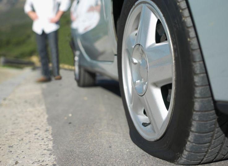 Flat Tire Emergency