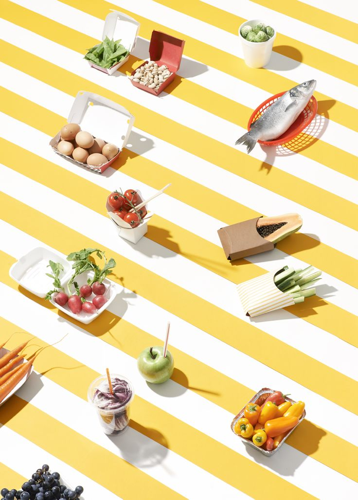 Fast food for the New Yorker. Styling Sonia Rentsch