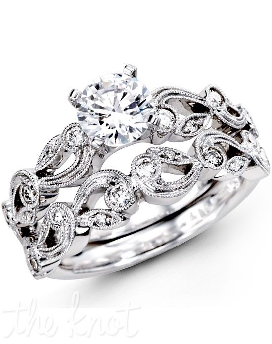 TR473 by Simon G. Jewelry // More from Simon G. Jewelry: http://www.theknot.com/gallery/wedding-rings/Simon G. Jewelry