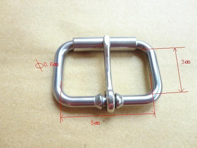 Из нержавеющей стали пряжка пряжки ремня с ролик 50 мм W007 купить на AliExpress