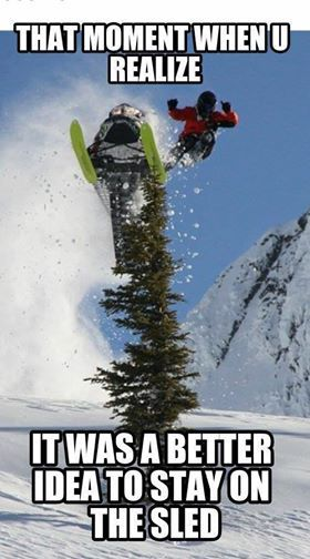 Yamaha Snowmobile Jokes