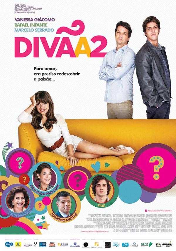 """""""Divã a 2"""" (filme nacional - 2015)"""