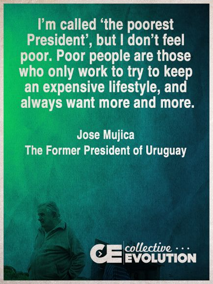 Bravo Jose Mujica. Uruguay has also legalized drugs & their prisons are not overflowing. The BILLIONS of dollars saved goes to the benefit of the citizens. Just the opposite of what America does.