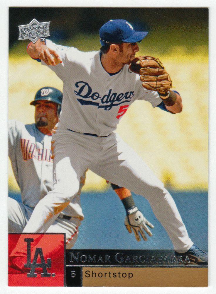 Nomar Garciaparra # 198 - 2009 Upper Deck Baseball