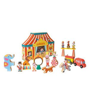 Janod - Storybox, cirkus