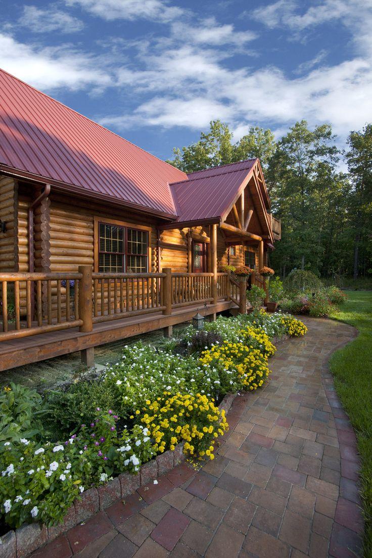 16 best log home ideas images on pinterest log cabin homes log