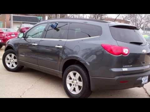 2009 Chevrolet Traverse Lt Dekalb IL near Sycamore IL