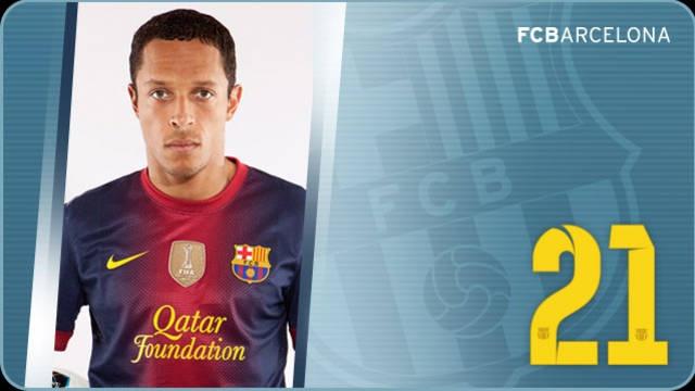 Adriano - Adriano Correia Claro - Biografía | FC Barcelona