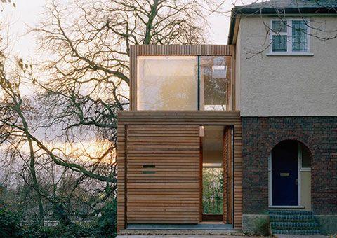 Building extension ideas