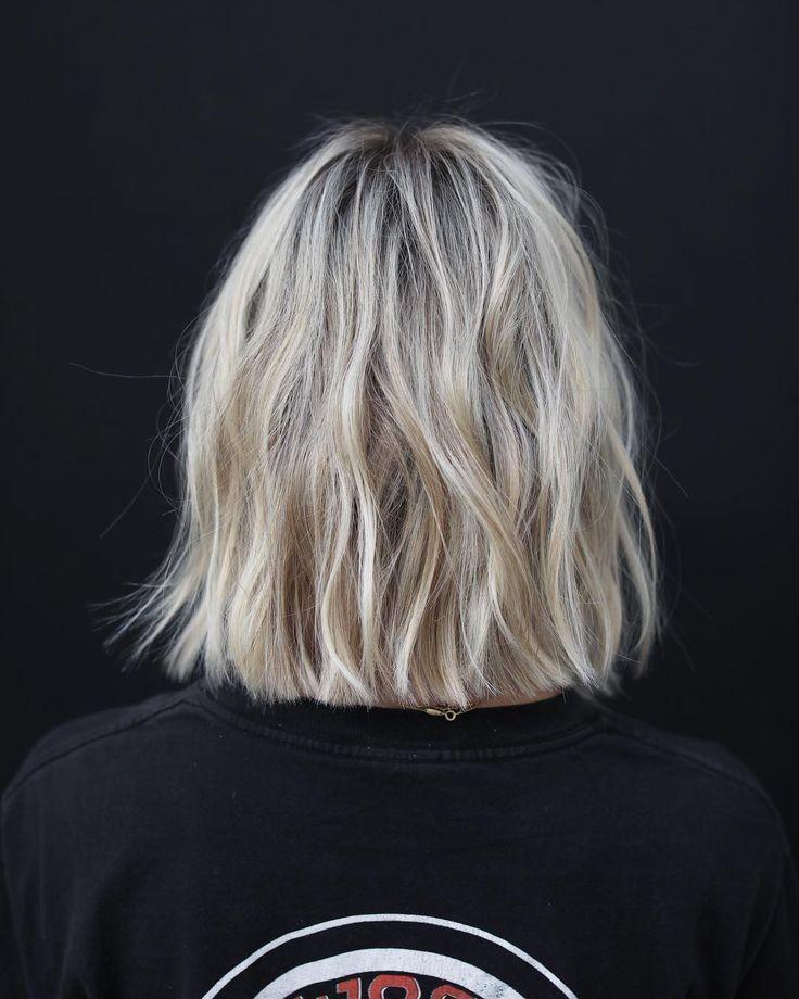 21 schöne und kurze Frisuren für den Sommer 2019-2020 - Happy New Hair