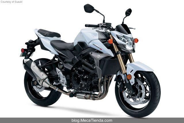 Blog de Meca Tienda: Los nuevos modelos de motos Suzuki 2016