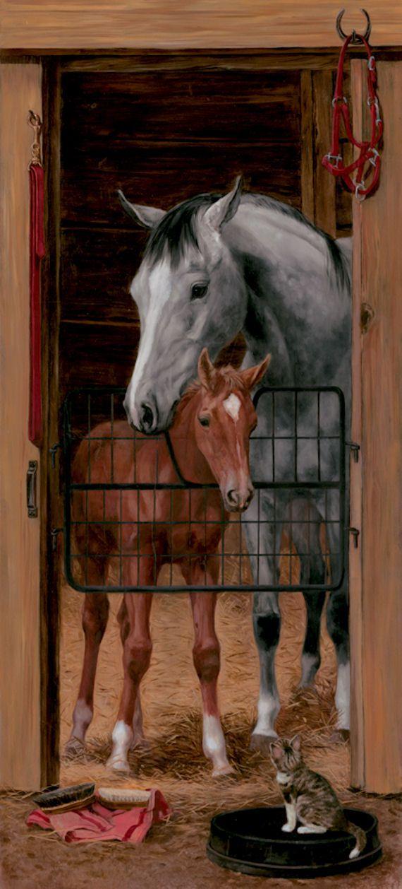 Best 25 Horse Mural Ideas On Pinterest Western Kids