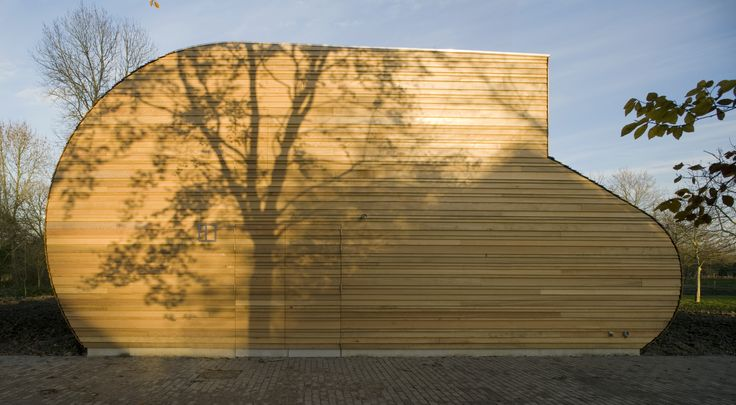 70F Architecture_Sheep Stable_Almere; The Netherlands