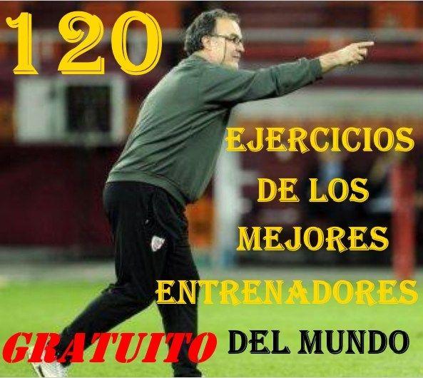 E-BOOK GRATUITO: 120 EJERCICIOS DE LOS MEJORES ENTRENADORES DEL MUNDO