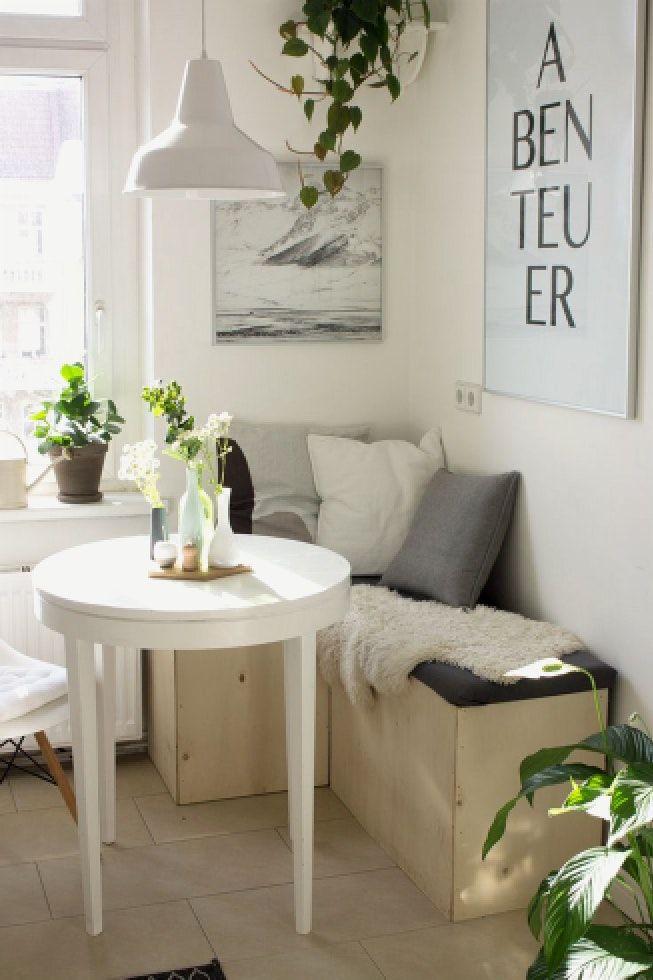 die besten 25+ wohnzimmer mit offener küche ideen auf pinterest ... - Offene Kuche Und Wohnzimmer