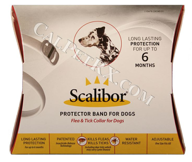 Scalibor Tick Collar