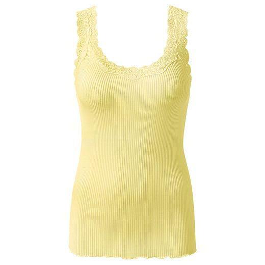 NEU NEW / INTIMISSIMI 100% silk seta lace top yellow / sizes #INTIMISSIMI #OtherTops #Casual
