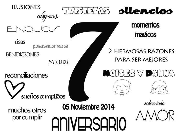 Frases De Aniversario De Bodas: Te Amo Y Por Mas Años Juntos !!! Feliz Aniversario