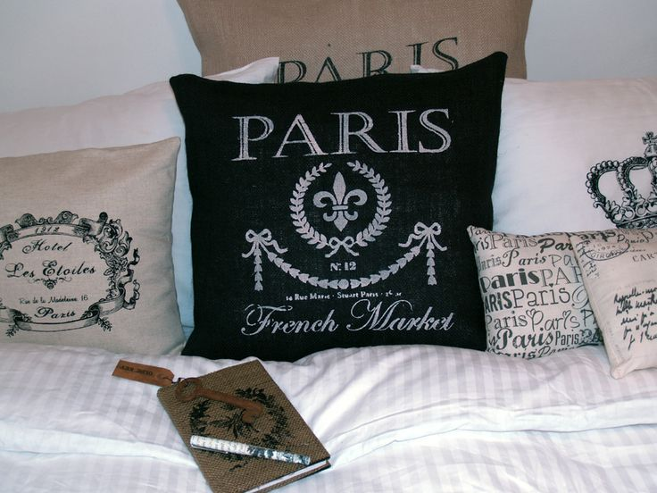 Paris Interior Designs: 9 Photos: Paris Pillows, Parisians Chic, Decor Ideas, Paris Decor, Interiors Design, Parisians Style, Parisian Style, French Marketing, French Inspiration