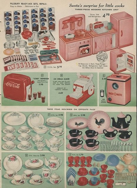 1957 Simpsons - Sears Christmas Catalogue P007 by Wishbook, via Flickr