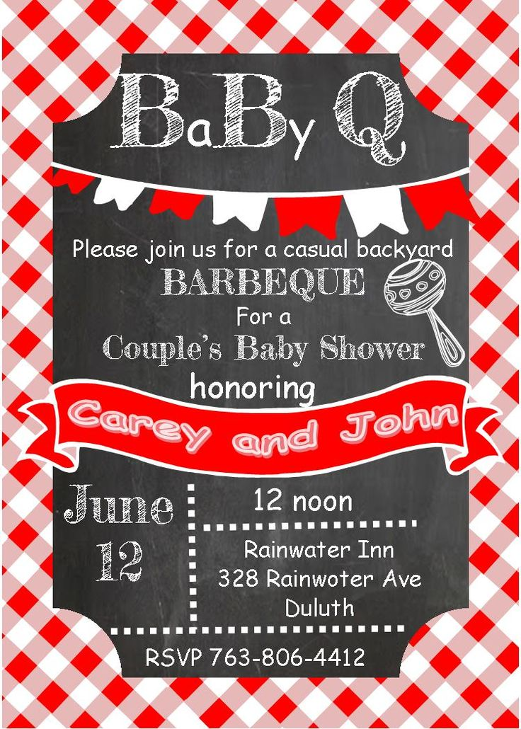Las 25 mejores ideas sobre Coed Baby Shower Invitations en - baby shower invitation templates word