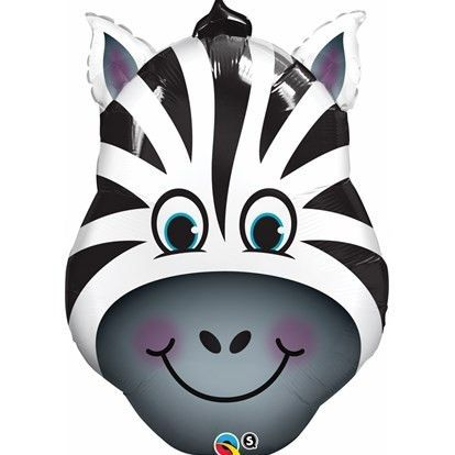 Safari is a really popular theme for childrens parties. This balloon can be used above the table or in the party room for a stunning pop of colour. Material: F