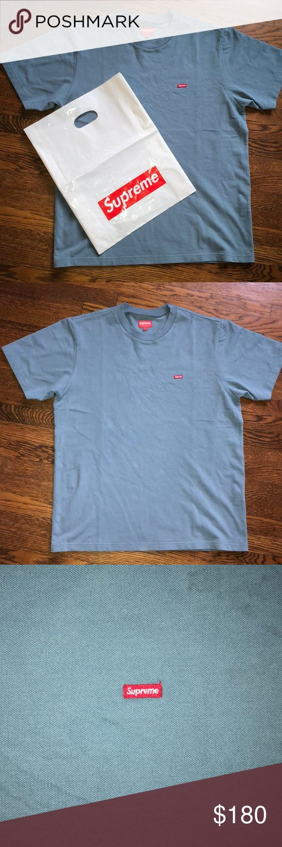 Authentic NWOT Supreme Shirt Authentic Supreme Shirt NWOT Size Large Bag included Supreme Shirts Tees - Short Sleeve