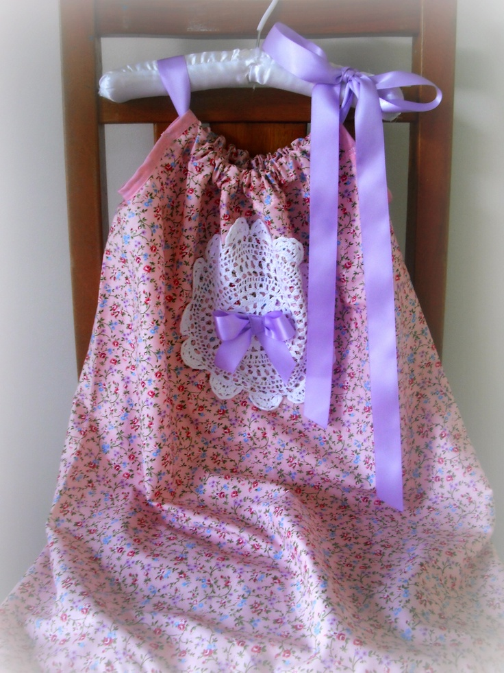 Dress made for Miss 4