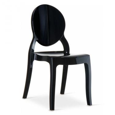 € 148,50 CILIEGIA #sedia moderna di #design, impilabile, in tecnopolimero, in #offerta #prezzo #outlet #sconto 50% su www.chairsoutlet.com