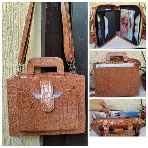tan sisters service bag