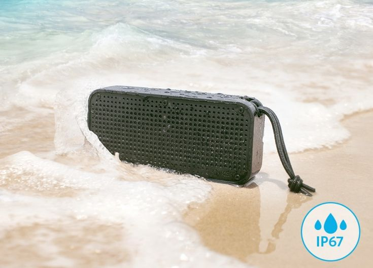 Anker、6999円の防水防塵Bluetoothスピーカー SoundCore Sport XLを発売。約8時間駆動のBTイヤホンも同時 - Engadget Japanese