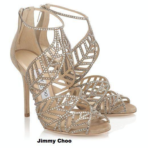 Sandálias de festa: verdadeiras joias