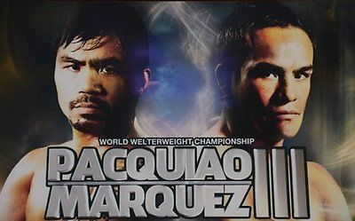 Manny Pacquiao vs Marquez III World Welterweight Championship November 13, 2011