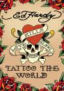 Ed #hardy: tattoo the world  ad Euro 7.75 in #Axiom films #Entertainment dvd and blu ray