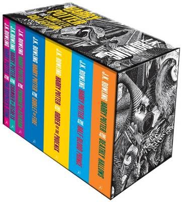 Harry Potter Boxed Set: The Complete Collectioner (Multiple copy pack)