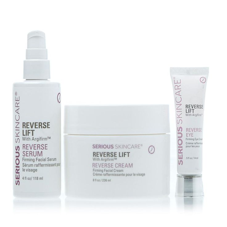 Serious Skincare by Jennifer Flavin-Stallone Serious Skincare Reverse Lift SuperSize Duo Plus Eye Cream