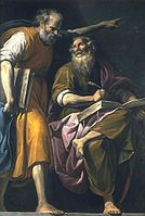 Mark the Evangelist - Wikipedia, the free encyclopedia