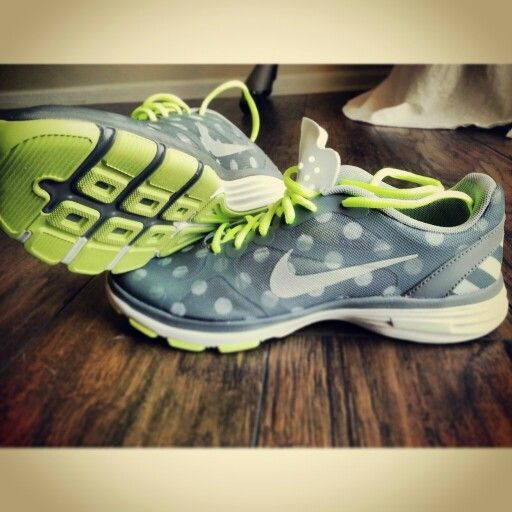Nike running shoes fitness