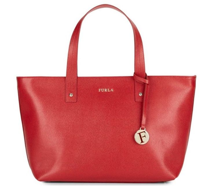 Furla Daisy Saffiano Leather Tote
