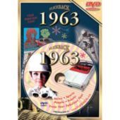 Year 1963 DVD - 30th, 40th, 50th and More - Birthday Party Favors - Birthday Party Supplies - Categories - Party City